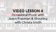 Video Lesson 4